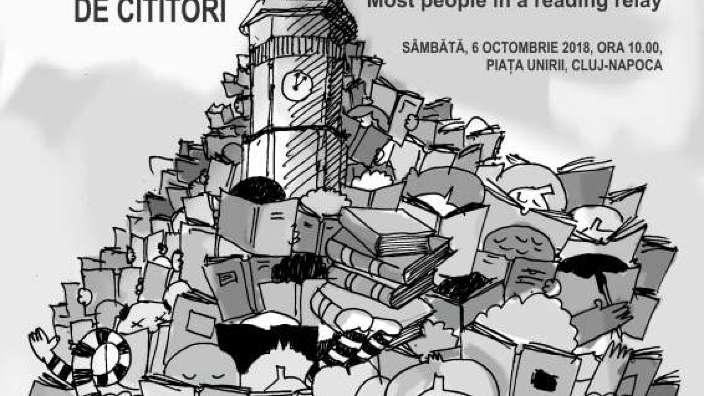 Eveniment demn de Cartea Recordurilor - 10.000 de oameni vor citi poeme de Eminescu