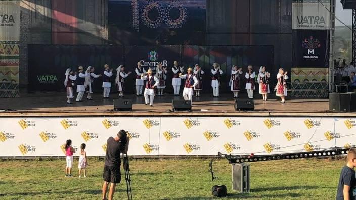 Centenar Fest | O reușită, cu dans, voie bună, muzică și bogăție culturală autentică, potrivit Ambasadorului României, Daniel Ioniță (FOTO/VIDEO)