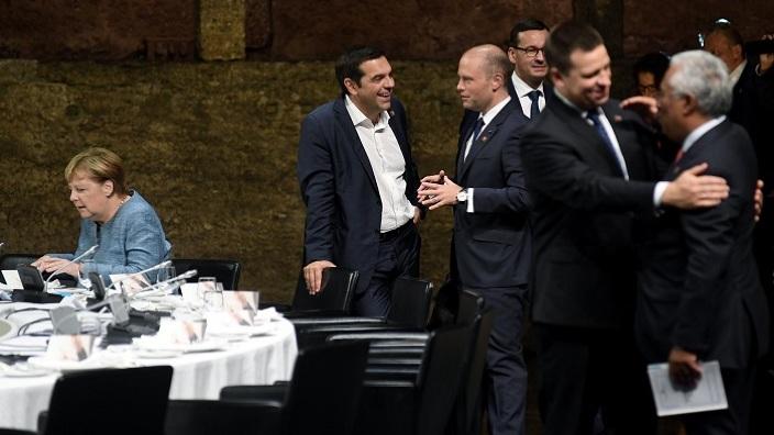 Concluzia summitului de la Salzburg: Imigraţia ilegală trebuie stopată, iar Frontex trebuie consolidată
