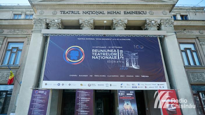 Reuniunea Teatrelor Naţionale | La Chișinău 12 teatre vor juca în 19 spectacole, după opere ale dramaturgilor români