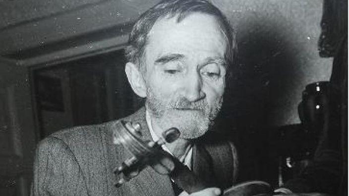 PORTRET | George Bacovia, cel mai important poet simbolist român