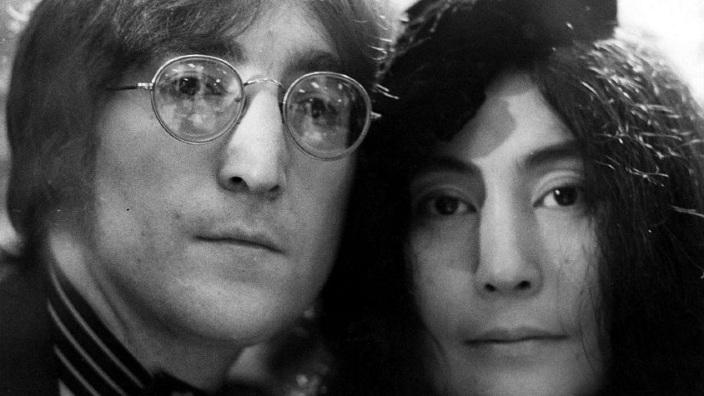 """Un documentar despre John Lennon şi Yoko Ono va dezvălui povestea nespusă a piesei """"Imagine"""""""