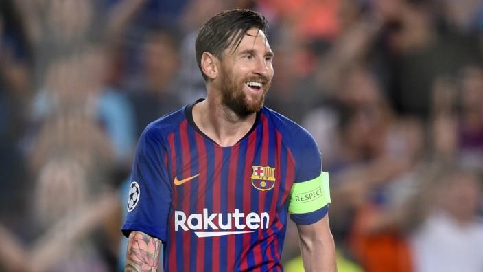 Fotbal   Lionel Messi, înaintea celui de-al 700-lea său meci pentru FC Barcelona