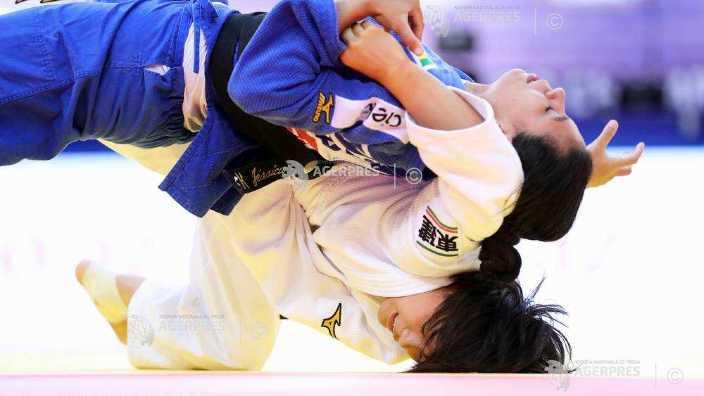 Judo | Primul titlul mondial pentru japoneza de 18 ani, Uta Abe