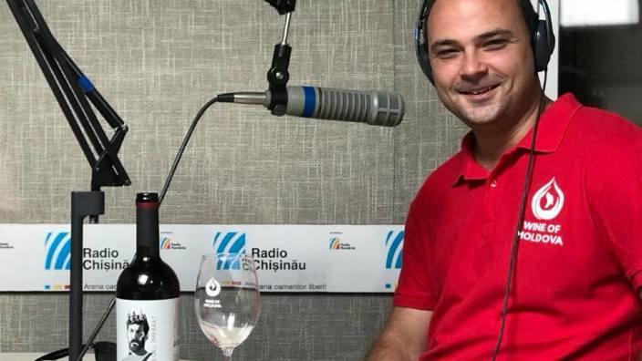 RadioVinoteca | Viticultorul și vinificatorul Dan Prisăcaru spune că recolta de struguri din acest an este mai sănătoasă decât cea din 2017