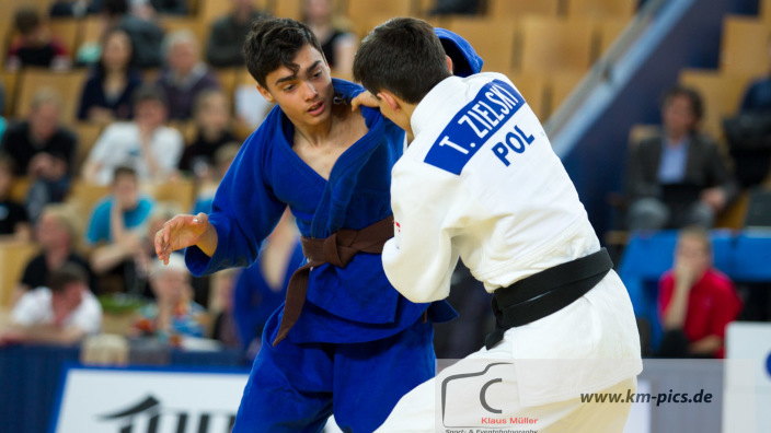 Judocanii moldoveni, eliminați devreme la Europenele de juniori