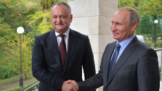 Igor Dodon ar vrea să discute cu Vladimir Putin, la Moscova, problema migranților moldoveni și liberalizarea exporturilor