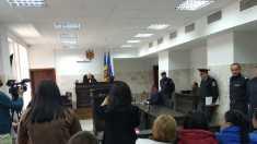 VIDEO | Protest la Judecătoria Ungheni unde este examinat cazul lui Gheorghe Petic