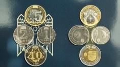 BNM va vinde seturi de monede de 1,2,5 și 10 lei