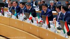 Liderii a peste 50 de ţări europene şi asiatice vor discuta la Bruxelles despre comerț și securitate