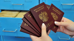 Moscova va simplifica procedura de acordare a cetățeniei ruse și pentru locuitorii din Transnistria după ce a luat o decizie similară pentru cei din estul separatist al Ucrainei