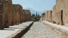 """Descoperire uriaşă în Pompei   """"Vom rescrie cărţile de istorie"""