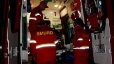 VIDEO | Intervenție SMURD. O femeie care suferă de o maladie gravă a fost adusă în R.Moldova din România