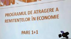 Programul de atragere a remitențelor, PARE 1+1, va fi extins până în 2021