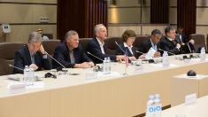 """Senatori americani, în vizită în R. Moldova. Richard Burr: """"Avem obiective comune"""""""