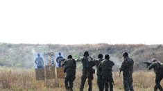 "FOTO | Militari din R.Moldova și România, la exercițiul bilateral ""JCET-2018"" de la Bulboaca"
