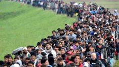 Două grupuri de imigranți aflați în Bosnia-Herțegovina se îndreaptă spre Croația