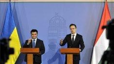 Ungaria şi Ucraina au convenit să organizeze consultări concrete și complete despre situaţia relaţiilor bilaterale