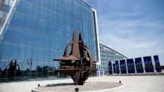Comisia NATO-Ucraina, reunită la Bruxelles, a discutat pe marginea situaţiei din Donbas și Crimeea