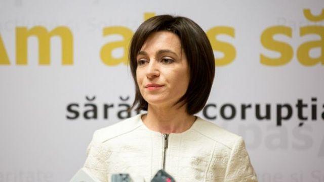 Maia Sandu va candida pe o circumscripție electorală