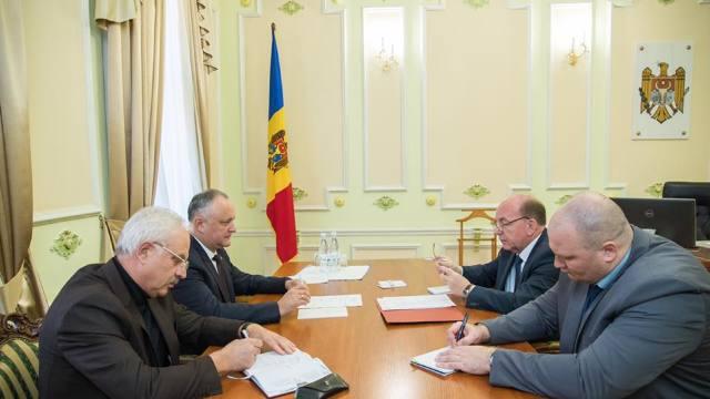 Igor Dodon oferă noi detalii despre vizita Patriarhului Rusiei, Kirill