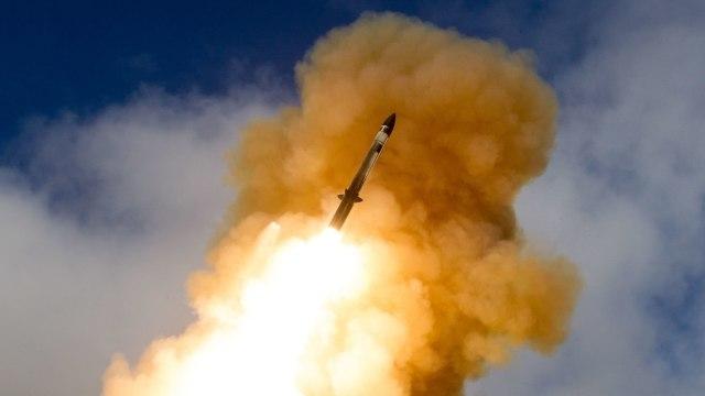 VIDEO | Franța a testat o rachetă balistică M51 cu capacitate nucleară, lansată în Atlantic