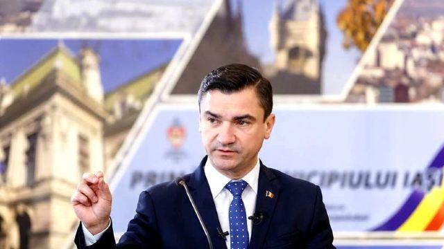 Primarul de Iași, Mihai Chirica, a semnat pentru Unire