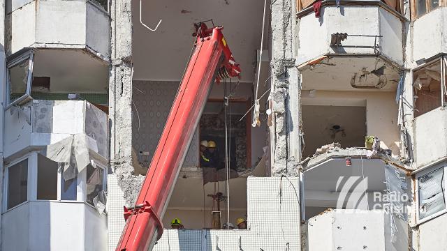 Două persoane rămân internate în spital după deflagrația din sectorul Râșcani. IGSU oferă  NOI informații