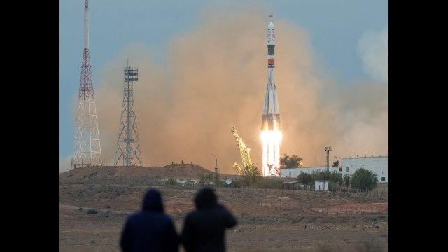 La două minute după lansarea navetei spaţiale Soiuz a apărut o problemă. Rusia a deschis o anchetă penală