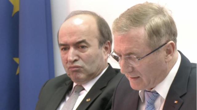Ministrul justiției de la București cere revocarea din funcție a procurorului general al României