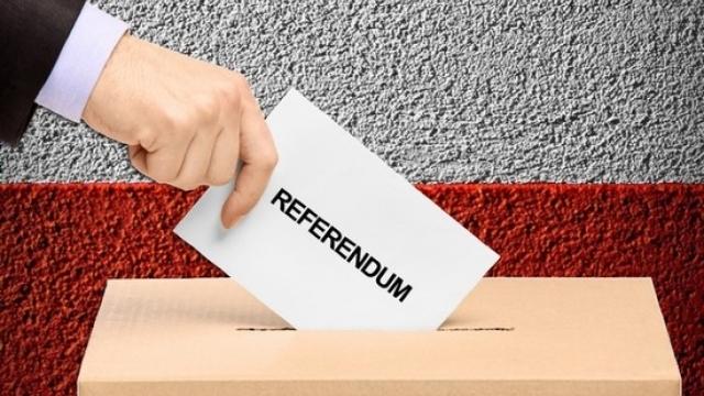Igor Dodon a promulgat legea privind organizarea unui referendum odată cu alegerile parlamentare din 2019