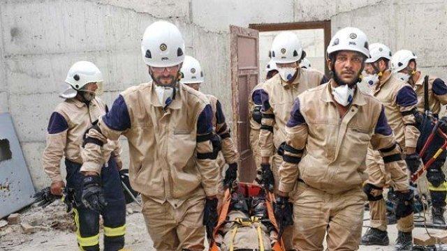 """Rusia a cerut statelor occidentale să evacueze din Siria voluntarii cunoscuţi sub numele de """"căşti albe"""