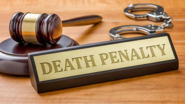 Washingtonul interzice pedeapsa cu moartea
