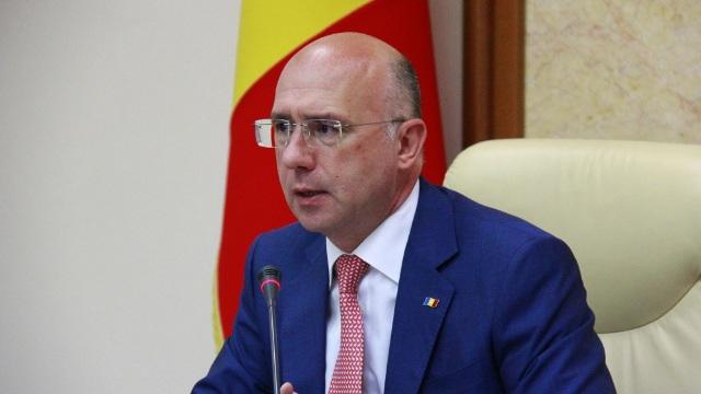 Pavel Filip pleacă astăzi în Belarus cu noua rută aeriană Chișinău-Minsk, care va fi inaugurată astăzi