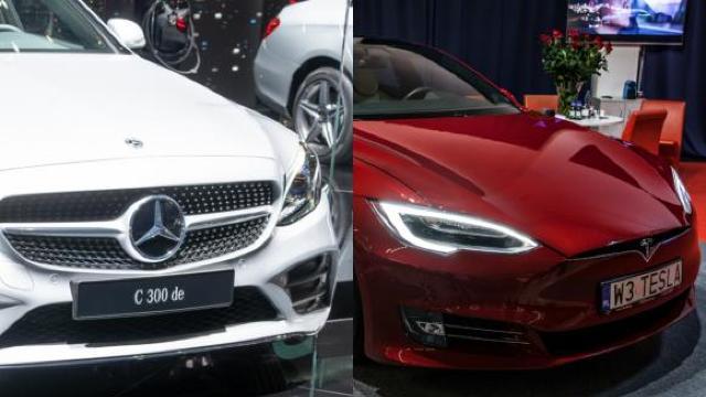 Daimler regretă că a vândut acțiunile Tesla. Ce vrea să facă acum