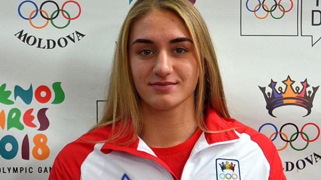 Tatiana Salcuțan s-a clasat pe locul 8 la Jocurile Olimpice de tineret
