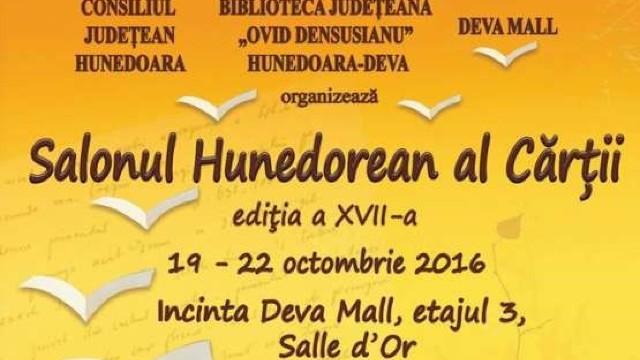 Cartea de Aur a Centenarului Marii Uniri va fi lansată la Salonul hunedorean al Cărţii