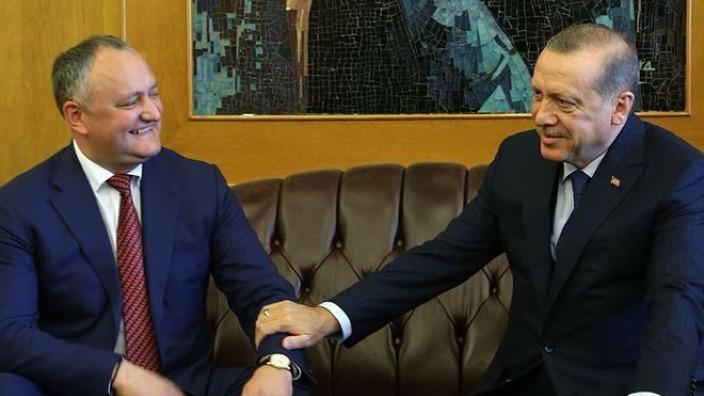 Câți bani va aloca Guvernul pentru vizita lui Recep Tayyip Erdogan. Suma este indicată într-un proiect elaborat la cererea lui Igor Dodon