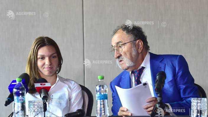 Ion Ţiriac consideră că Simona Halep nu e pregătită și nu crede că e atât de important să joace la Moscova
