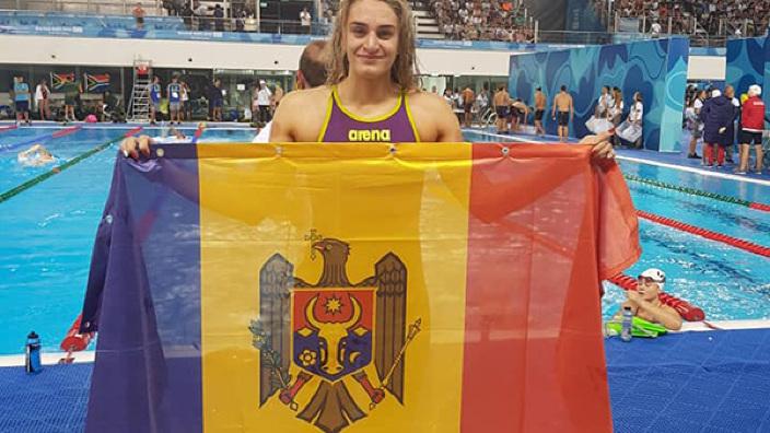 Tatiana Salcuțan a obținut aurul la Jocurile Olimpice de tineret