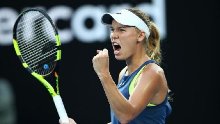 Wozniacki a câștigat China Open și se apropie de românca Simona Halep, pe primul loc în topul WTA