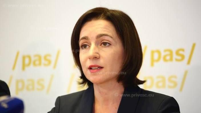 Maia Sandu | Rezoluția PE are multe mesaje dure la adresa guvernării de la Chișinău