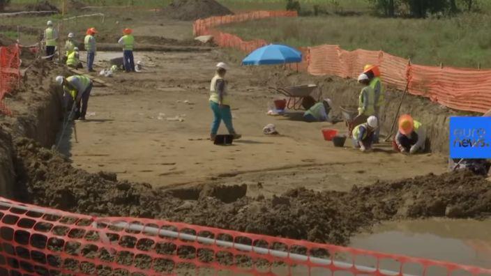 Au vrut să construiască o conductă de gaze în Albania, dar au descoperit 30 de situri din perioada neolitică