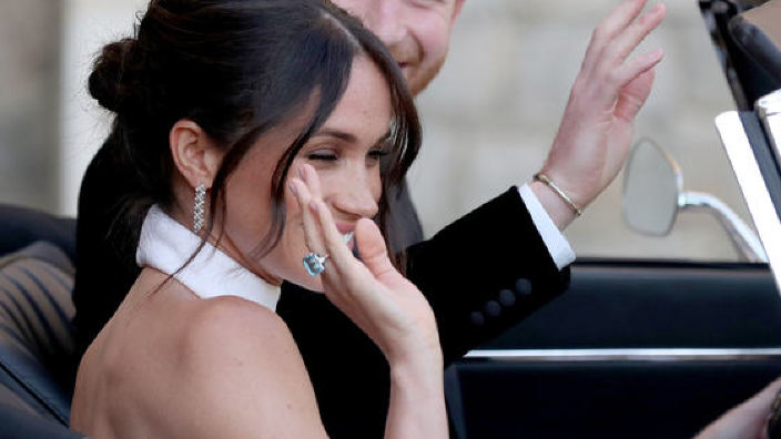 """Meghan Markle se declară """"eliberată"""" după ce a renunţat la rețelele de socializare"""