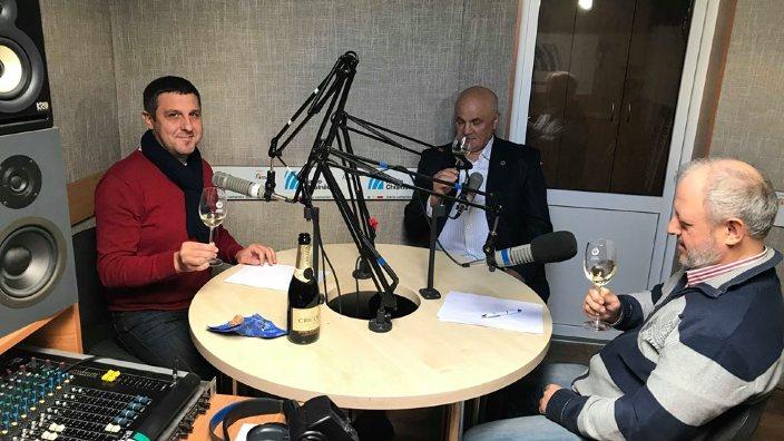 Nicolae Luca | Ce înseamnă să fii somelier în R.Moldova? (RadioVinoteca)