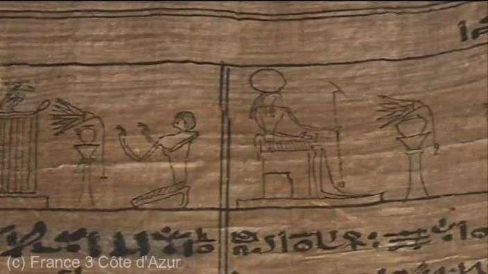 Un papirus egiptean de 17 metri, vândut la licitație cu 1,35 milioane de euro