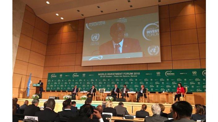 R. Moldova participă la Forumul mondial de investiții