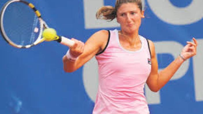 Jucătoarea română de tenis, Irina Begu, a fost eliminată din cadrul turneului WTA de chinezoaica Yuxuan Zhang