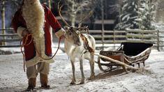 Cât costă să-ţi duci copiii acasă la Moş Crăciun, în Laponia
