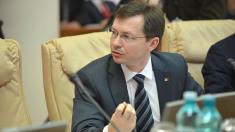 Veaceslav Negruță: Suma garanțiilor de stat a fost mult mai mare decât suma depozitelor persoanelor fizice în cele trei bănci problematice